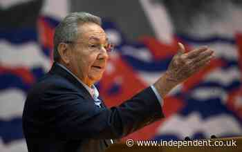 Raul Castro, long a sidekick, finally the face of his nation