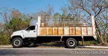 Se impactan dos camiones en carretera Valles-Tamazunchale - Pulso Diario de San Luis