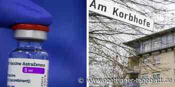 Kurzfristige Impfungen: 175 über 70-Jährige bekommen am 29. April in Bovenden Astrazeneca-Impfstoff - Göttinger Tageblatt