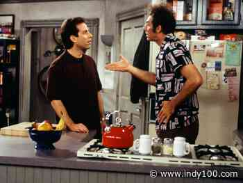 Reddit just realized that Jerry Seinfeld's TV apartment defies the laws of science - indy100