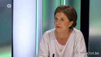 """Liesbeth Van der Auwera (CD&V): """"Burgemeesters, laat van u horen in Brussel tegen regiovorming"""" - TV Limburg"""