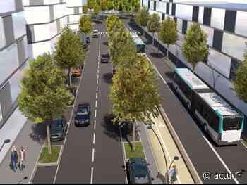 Hauts-de-Seine. Une nouvelle route bientôt créée pour désengorger Clichy - actu.fr