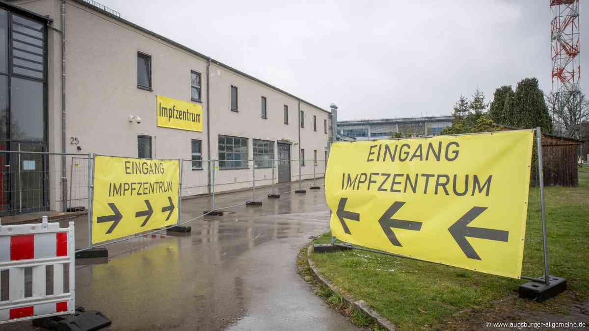 Großer Ansturm auf Impftag - alle Termine in Penzing weg - Augsburger Allgemeine