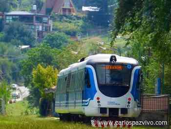 La vuelta del Tren de las Sierras a Valle Hermoso tiene fecha - Carlos Paz Vivo!