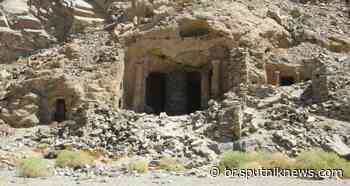 Minas de esmeraldas de pelo menos 1.500 anos são encontradas no Egito (FOTOS) - Sputnik Brasil