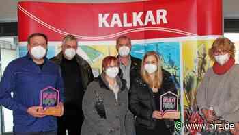 Heimatpreise 2020 erst jetzt in Kalkar übergeben - NRZ