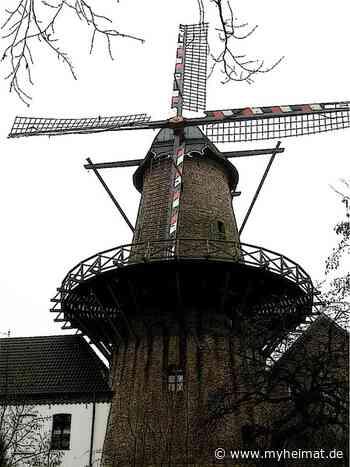 Die Kalkarer Mühle ist eine 1770 erbaute Galerieturmwindmühle in Kalkar am Niederrhein - Kalkar - myheimat.de