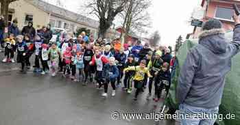 Rund 200 Läufer und Walker in Dolgesheim - allgemeine-zeitung.de
