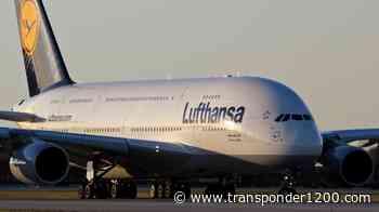 Envían otro Airbus A380 de Lufthansa al desierto de Teruel - Transponder 1200 | Aviation News