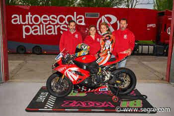 La leridana Zaida Teruel arranca la temporada con el podio como objetivo - SEGRE.com