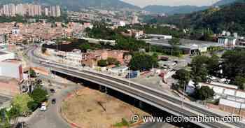 Fue habilitado el intercambio vial de Induamérica en Itagüí - El Colombiano