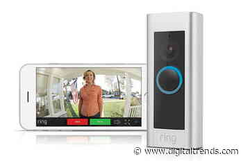 Ring Doorbell Pro is ridiculously cheap at Newegg today