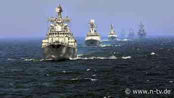 Warnung an China: USA und Japan beschwören Bündnistreue