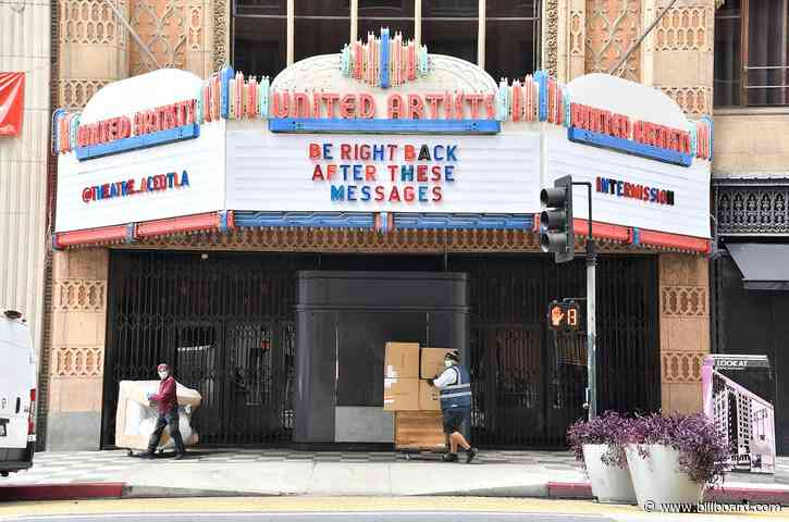 Shuttered Venue Operator Grant Applications Expected to Relaunch Next Week