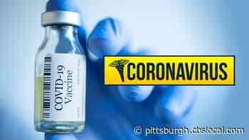 Westmoreland County Doctor Explains What Happens To Unused Coronavirus Vaccine Doses - CBS Pittsburgh
