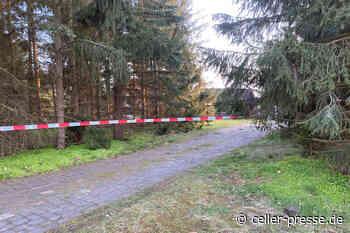 Eine Person kommt bei Brand in Wietze ums Leben – Sachschaden ca. 50.000 Euro - Celler Presse