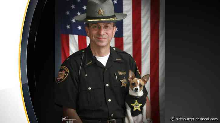 Retired Ohio Sheriff And Tiny K-9 Partner Die On Same Day