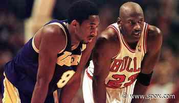 NBA News: Michael Jordan hält Hall of Fame-Rede für Kobe Bryant - SPOX.com