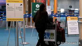 16 more flights added to B.C. COVID-19 list as officials mull domestic travel restrictions - CTV News Vancouver