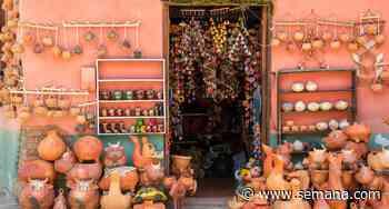 Comunidades indígenas y campesinas preservan la tradición artesanal de Ráquira - Semana