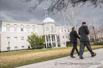 No rush to get into Nevada's now-open Legislative Building