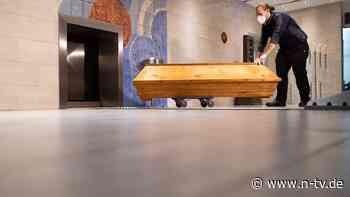 Erinnerung an die Pandemie-Toten: Bischof Bätzing für Corona-Gedenktag