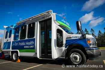 Mobile COVID testing unit stopping in Elmsdale and Lawrencetown - HalifaxToday.ca