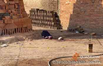 Asesinan a ladrillero en la colonia La Jauja de Tonalá - Quadratín Jalisco
