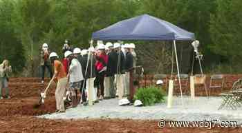 Thomas Jefferson's Poplar Forest holds ceremonial groundbreaking on new entrance - WDBJ7