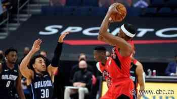 Paul Watson Jr. emerges as hot hand to shoot Raptors past Magic