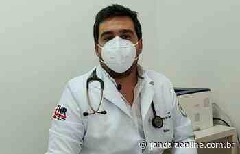 Jandaia do Sul agora conta com médico ortopedista em todas as UBS´s - Jandaia Online