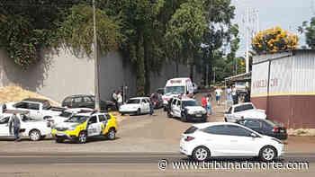 Homem é morto à tiros em Jandaia do Sul - Tribuna do Norte
