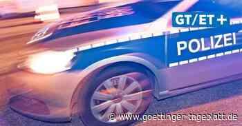 Unfall bei Dassel: Erst Auto gestohlen, dann von der Fahrbahn abgekommen - Göttinger Tageblatt