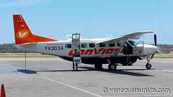 INAC autoriza operaciones aéreas a Porlamar y Los Roques (comunicado) - http://venezuelaunida.com/