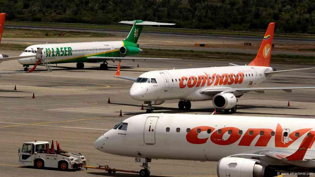 INAC autorizó vuelos a Porlamar y Los Roques - El Nacional