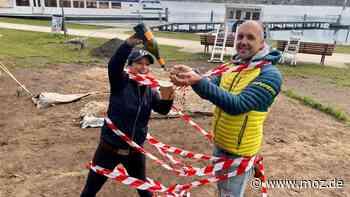 Corona in Oder-Spree: Die Beach Bar in Bad Saarow ist abgebaut – die Betreiber kämpfen aber ums Weitermachen - moz.de