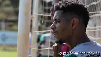 Zagueiro Daniel vive expectiva para sua estreia no Maringa Futebol Clube - Orlando Gonzalez