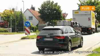 Ampel-Frage: Wie geht es weiter für Mühlhausen? - Augsburger Allgemeine