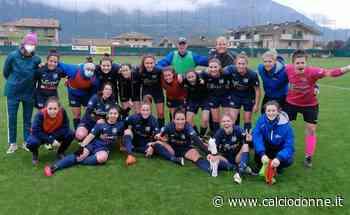 Il Trento torna alla vittoria contro il Brixen - calciodonne.it