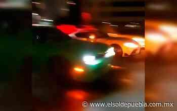 [Video] Reportan arrancones en zona Angelópolis; atribuyen a disolución de Vialidad - El Sol de Puebla