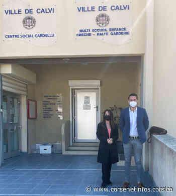 L'association « Mon Émile » signe un partenariat avec le CCAS Calvi | Brèves - Corse Net Infos
