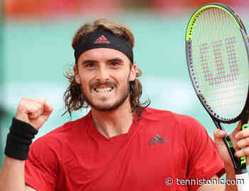 """Playing on clay it's like a game of chess,"" says Tsitsipas in Monte Carlo. Davidovich Fokina next - Tennis Tonic"