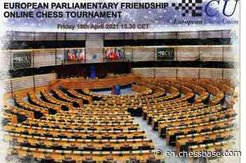 "Two grandmasters will play in the ""European Parliamentary Friendship Online Chess Tournament"" - Chessbase News"