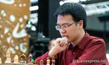 Vietnamese grandmaster to join Champion Chess Tour - VnExpress International