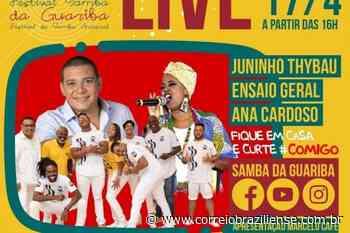 Samba autoral criado em Brasília desponta em Festival Samba da Guariba - Correio Braziliense
