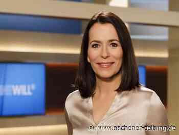 """Talkshow: """"Anne Will"""" nach Osterpause zurück - Aachener Zeitung"""