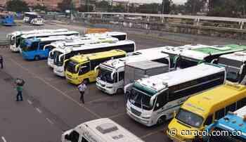 Suesca, Sesquilé y Mintransporte deberán restablecer ruta desde San vicente - Caracol Radio