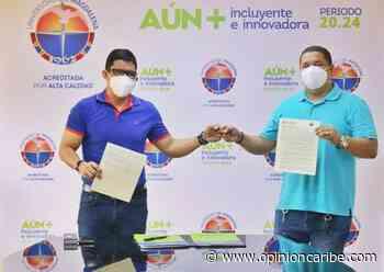 Unimagdalena y Pijiño del Carmen oficializan firma del convenio marco de cooperación - Opinion Caribe