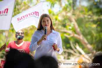 Anahí González se compromete a apoyar a empresarios en Bacalar | Cancun Mio - Cancún Mio