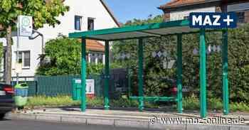 Falkensee: 14 Bushaltestellen werden 2021 barrieretauglich gemacht - Märkische Allgemeine Zeitung